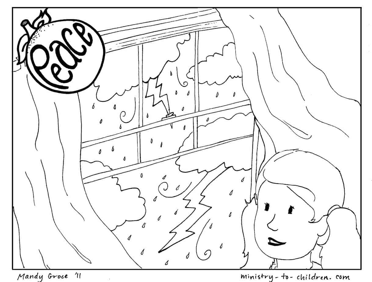 Fruit Of The Spirit Joy Coloring Pages Coloring Pages