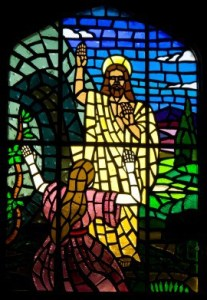 Easter Morning Stained Glass