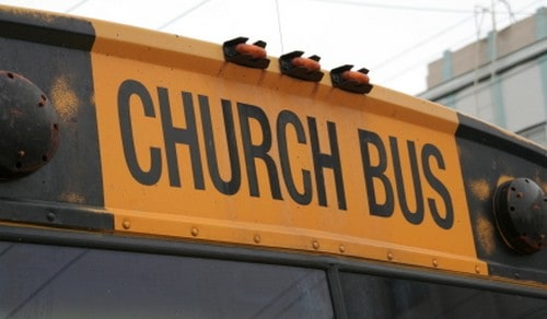 6 Steps For Building A Better Church Bus Ministry