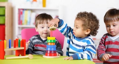 Teaching Toddlers at Church