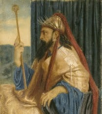 King Solomon's Wisdom was from God