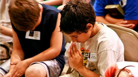 Helping PreTeens connect with Jesus