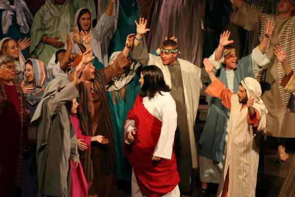Easter Drama for Churches
