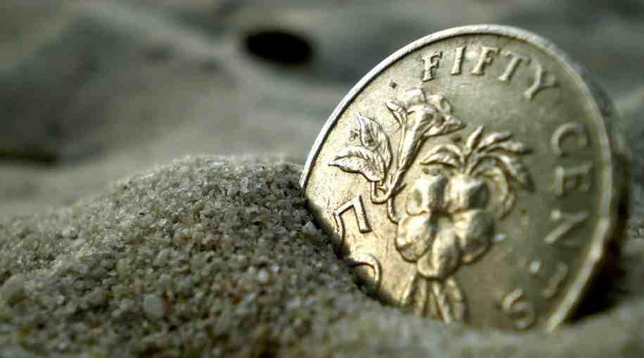 Treasure Hidden in a Field