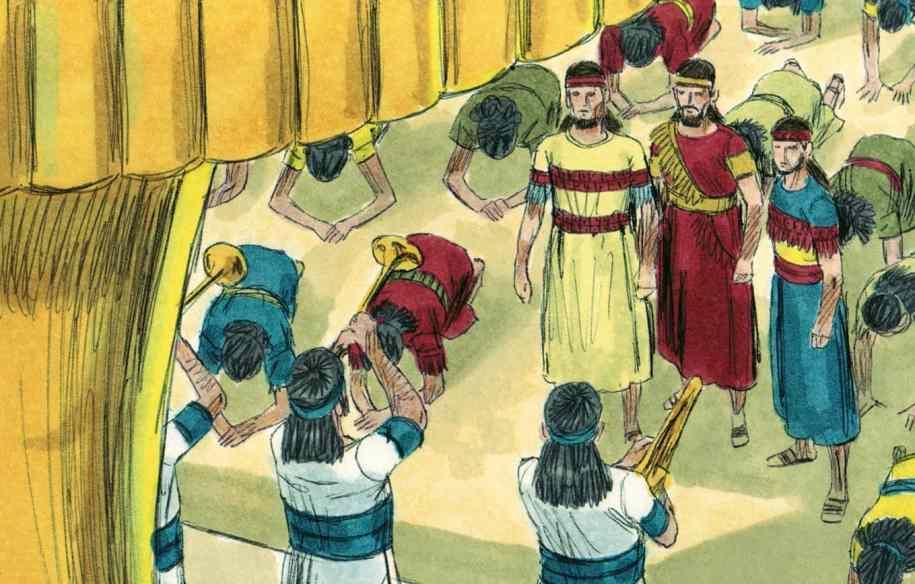 Shadrach, Meshach and Abednego