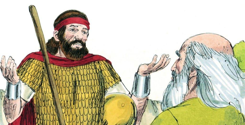 Bible Lesson King Sauls Rebel Heart
