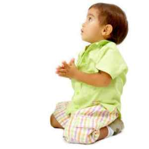 Everything I Need to Know About Prayer I Learned From My Two-Year-Old