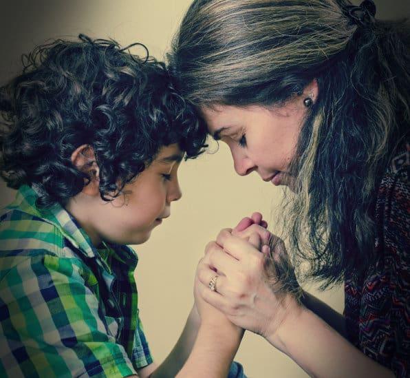 4 Tips for Teaching Prayer to Children