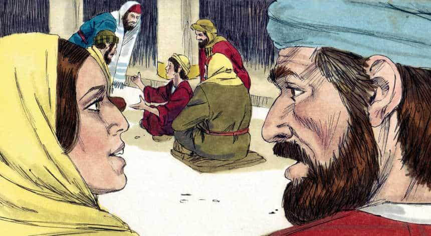 Lesson: When Jesus Was A Child (Luke 2:41-52)
