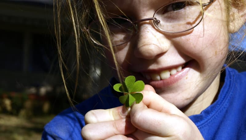 Lucky or Blessed? Teaching Tips for St. Patrick's Day