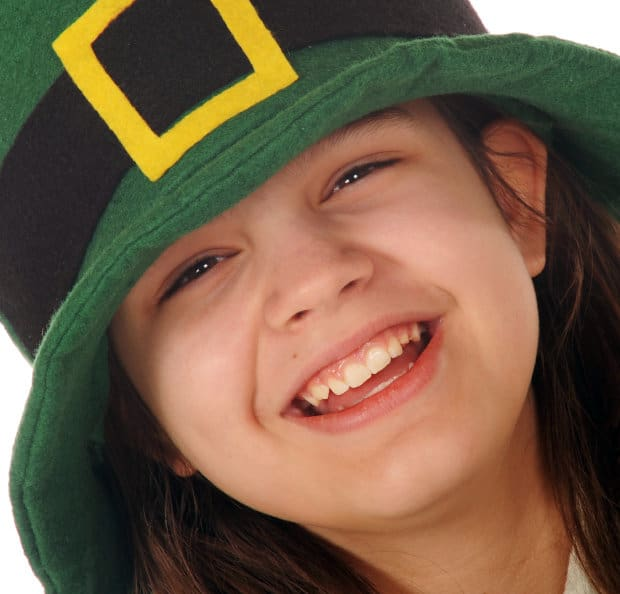 St. Patrick's Day Activities for Kids Ministry