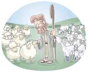 Sunday School Lesson (Matthew 25:31-46) The Least of These