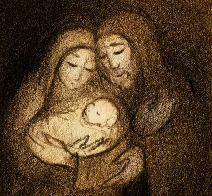 Christmas Devotional- There is no ME in Christmas only HIM