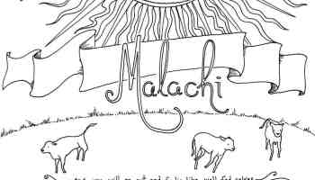 ephesians bible book coloring page