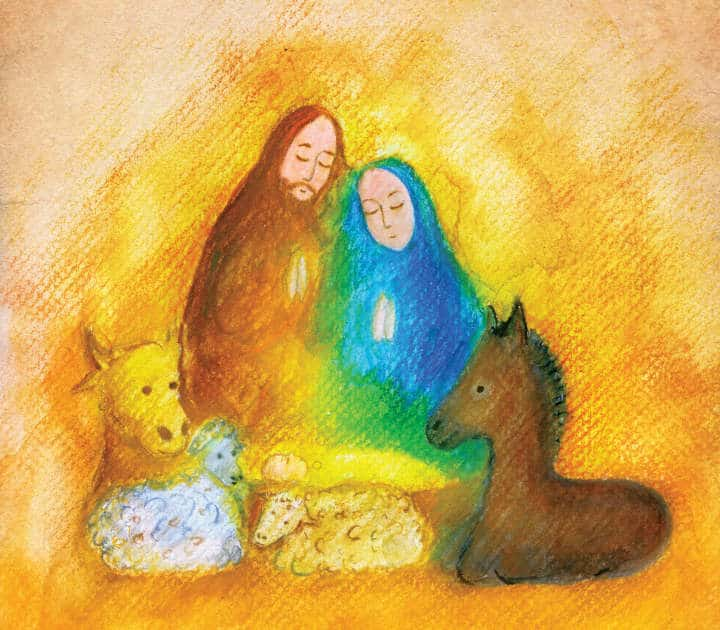 Advent Action Interviews… The Unsung Heroes of the Nativity