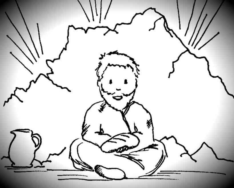 elijah encounters god (1 kings 19) sunday school lesson