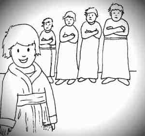 Joseph Revealed to His Brothers (Genesis 43-45) Sunday School Lesson