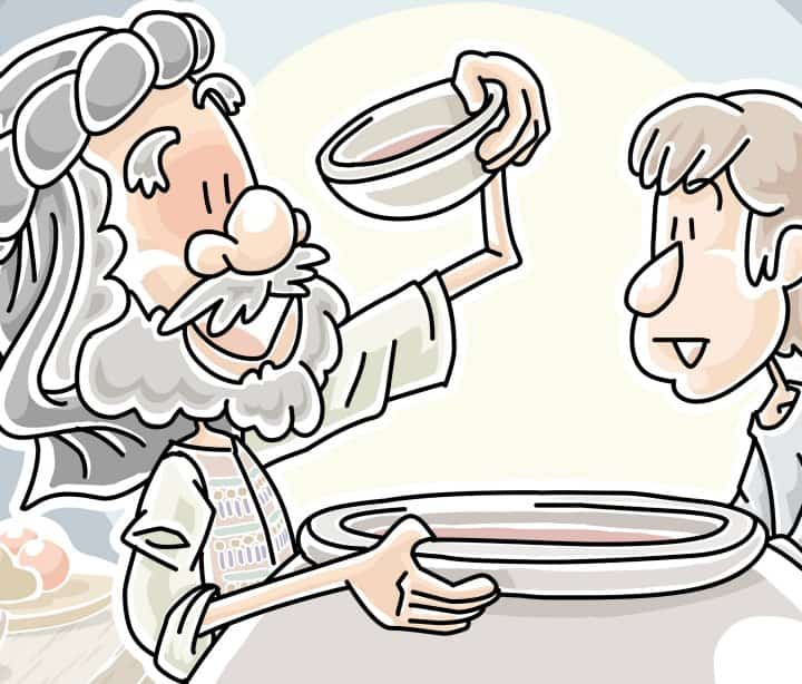 Lesson: Surprising Sips and Faith in the Unfamiliar...Jesus and His first Miracle (John 2:1-11)