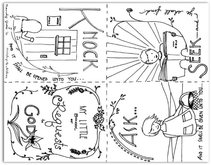 Ask-Seek-Knock-coloring