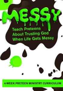 Free Preteen Ministry Curriculum