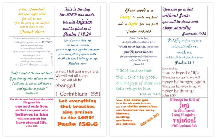 This is an image of Printable Scriptures intended for love