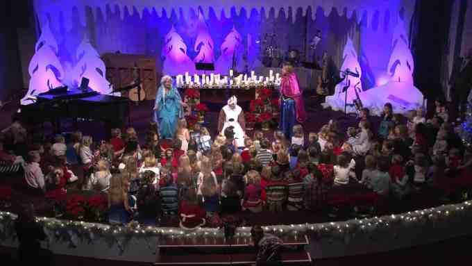 unFrozen Christmas Program