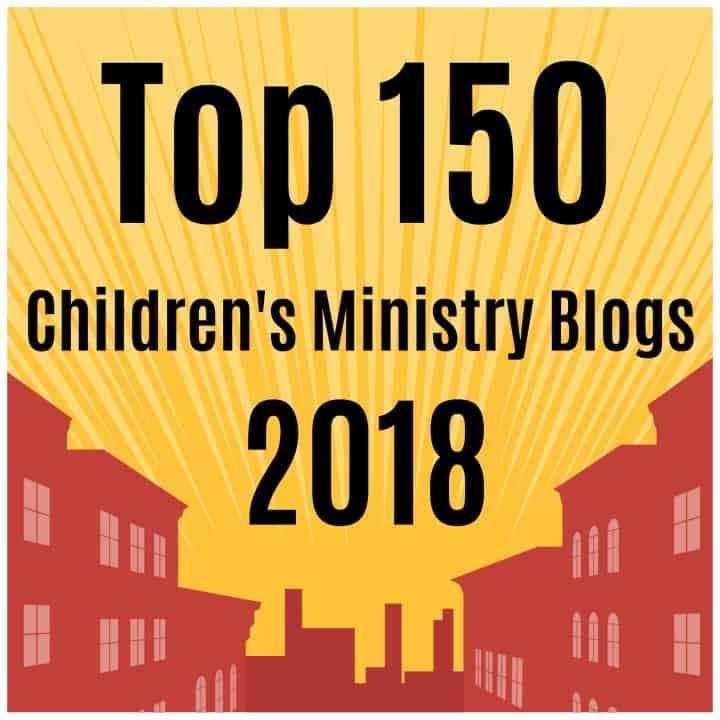 top children's ministry blogs