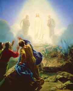 Jesus' Transfiguration (Luke 9:28-36) Sunday School Lesson