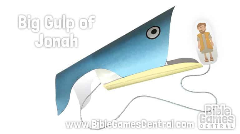 Jonah and the Whale (Game & Activity)