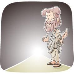 Lucas 9: 51-62 sermão infantil sobre seguir Jesus