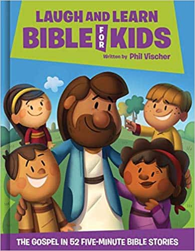 Phil Vischer Laugh and Learn Bible for Kids