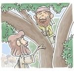 Zacchaeus Sunday School Lesson for Kids