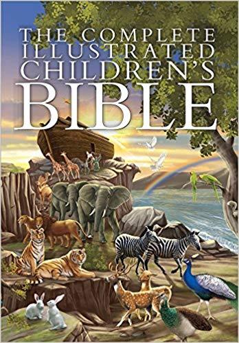 Illustrated Children's Bible Stories