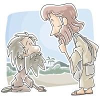 Jesus Heals 10 Lepers Sunday School Lesson