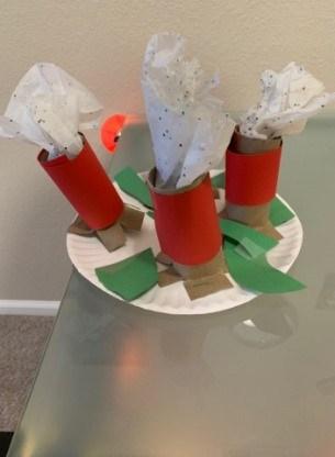 advent craft for Sunday School