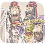 Sunday School Lesson (Matthew 2:1-13) Visitation of the Magi