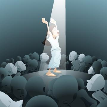 "Children's Sermon: Be ""Salt and Light"" for Jesus! Matthew 5:13-20 Object Lesson"