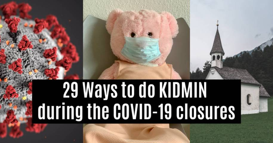 how to do kids ministry when covid-19 closes your church programs