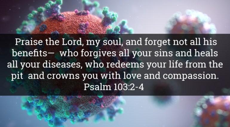 Bible Verse about COVID 19 Coronavirus