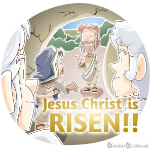Empty Tomb Kids Bible Lesson