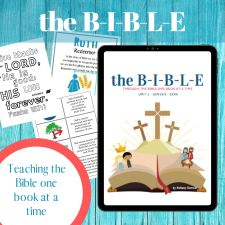 The Bible Curriculum for Kids