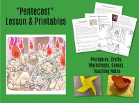 Pentecost Lessons for Kids