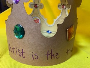 Crown of Glory Bible craft