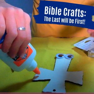 Parable of the Workers Bible Crafts for Sunday Shcool