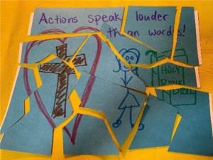 actions matter bible craft