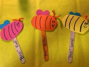 obedience sunday school craft