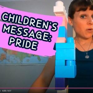 Matthew 23 Children's Sermon Bible Lesson