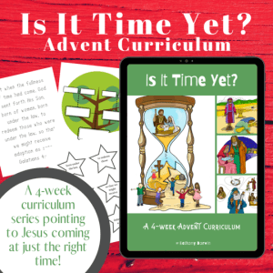 Advent Curriculum