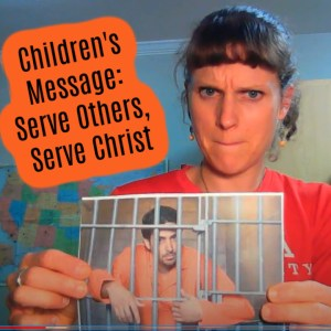 Children's Sermon Sheep and Goats