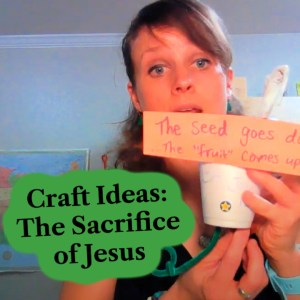 Bible Crafts for Easter
